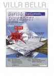Swiss Eco — Duvet/Kissen-Set