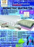 Biometric-Matratze