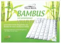 San Gottardo Light - Bambus- Duvet ideal für Sommer