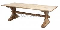 Brissago   Tisch aus Knorreiche massiv