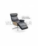 Relax Sessel mit integriertem Fussteil