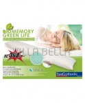 San Gottardo Bio Memory Green Life Seitenschläferkissen