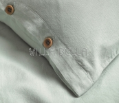 Marc OPolo Pond Green  Washed Linen
